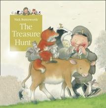 Nick Butterworth The Treasure Hunt