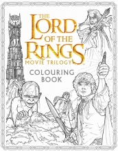 Tolkien,J. Lord of the Rings Movie Trilogy Colouring Book