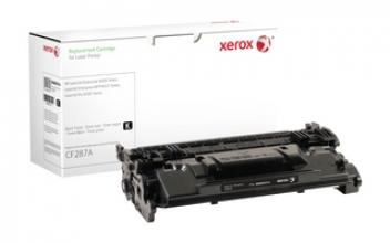, Tonercartridge Xerox 006R03514 HP CF287A 87A zwart