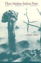 Cary, Three Modern Italian Poets 2e