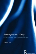 Lev, Amnon Sovereignty and Liberty