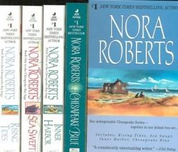 Roberts, Nora Sea Swept/Rising Tides/Inner Harbor/Chesapeake Blue