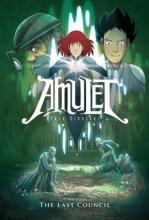Kibuishi, Kazu Amulet 4