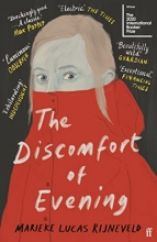 Michele (Commissioning Editor & Foreign Rights Manager) Hutchison Marieke Lucas Rijneveld, The Discomfort of Evening