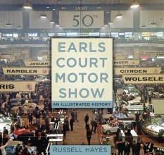 Russell Hayes Earls Court Motor Show