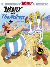 Uderzo, Albert Asterix and the Actress