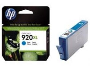 , Inktcartridge HP CD972AE 920XL blauw HC