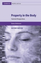 Dickenson, Donna Property in the Body
