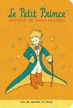 Le Petit Prince Stitch Stitch Pocket Lined Notebook