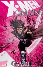 Carey,M./ Claremont,C. X-men Origins Gambit