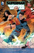 Soule, Charles Superman/Wonder Woman, Volume 2