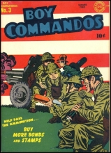 Kirby, Jack Boy Commandos