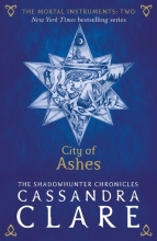 Cassandra,Clare City of Ashes (nw Edn)