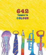 Colouring Book 642 Things to Colour