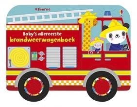 , Baby`s allereerste brandweerwegenboek