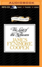 Cooper, James Fenimore The Last of the Mohicans