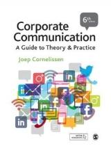Joep P. Cornelissen , Corporate Communication