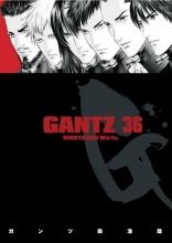 Oku, Hiroya Gantz 36