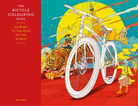 Shan,Jiang Bicycle Colouring Book