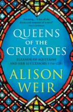 Alison Weir, Queens of the Crusades