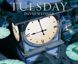 Wiesner, David Tuesday