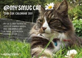 Cox, Tom My Smug Cat 2017 Calendar