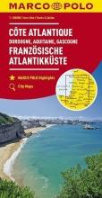 , Marco Polo Frans-Atlantische Kust 1:300.000