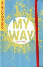 Polo, Marco MY WAY Travel Journal (City Map Cover)