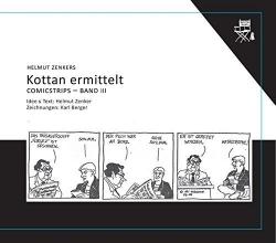 Zenker, Helmut Kottan ermittelt: Comicstrips (Band 3)