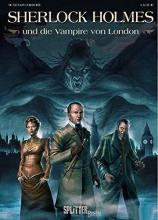 Cordurié, Sylvain Sherlock Holmes & die Vampire von London
