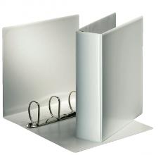 , Presentatieringband Esselte A4 Maxi 4-rings D-mech 50mm wit