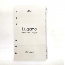 , Lugano Inhoud Standard Wit