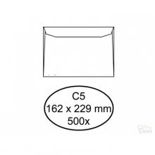 , Envelop Quantore bank C5 162x229mm wit 500stuks