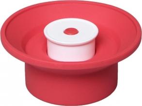 , Sportcap rood dopper