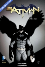 Capullo,,Greg/ Snyder,,Scott Batman Hc02. (new 52)