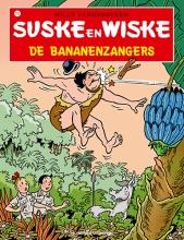 Willy  Vandersteen, Peter van Gucht, Luc  Morjaeu Suske en Wiske 315 De bananenzangers
