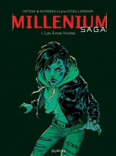 Brice,Homs/ Runberg,,Sylvain Millennium Saga 01