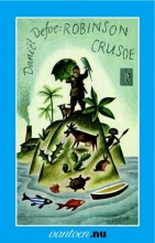 Daniël  Defoe Vantoen.nu Leven en de vreemde verbazingwekkende avonturen van Robinson Crusoe