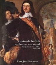 D.J.  Noordam Zeven Provincien reeks Geringde buffels en heren van stand