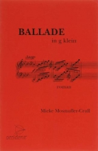 M.  Mosmuller-Crull Ballade in g klein