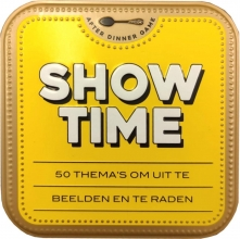 , After dinner games - Showtime