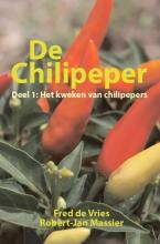 Fred de Vries De chilipeper deel: het kweken van chilipepers