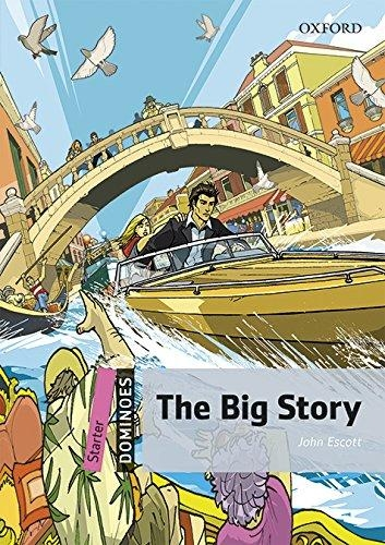 Escott, John,Dominoes: Starter: The Big Story Audio Pack