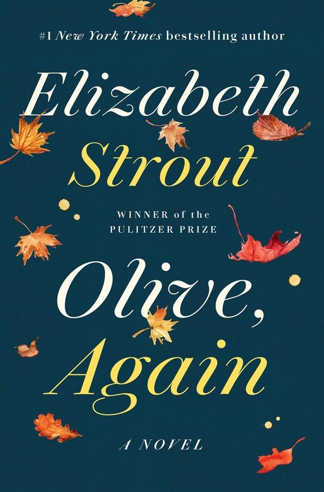 Elizabeth Strout,Olive, Again