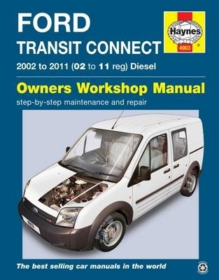 Haynes Publishing,Ford Transit Connect
