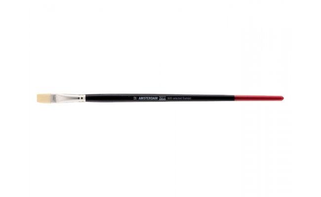 ,Talens amsterdam acrylverf penssel serie 600 nr 12