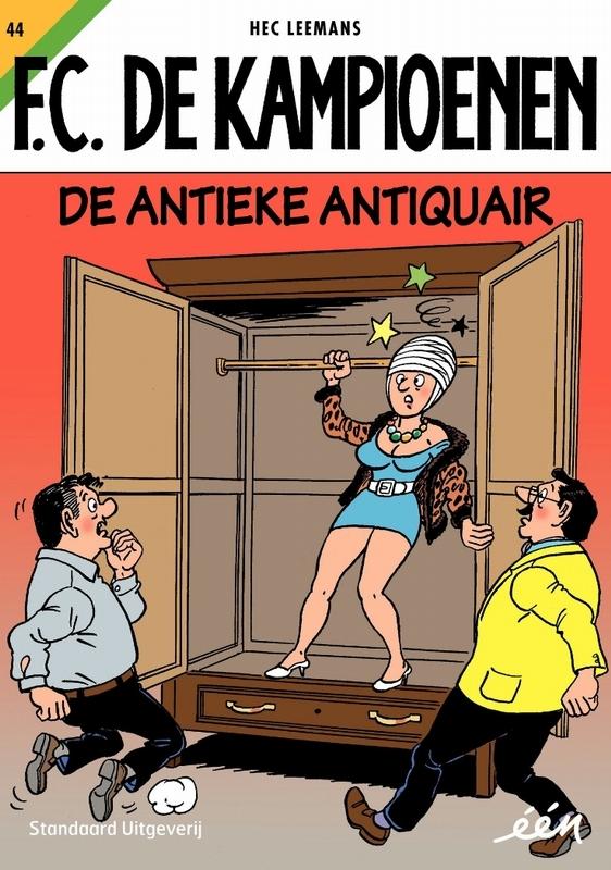 Hec Leemans,De antieke antiquair