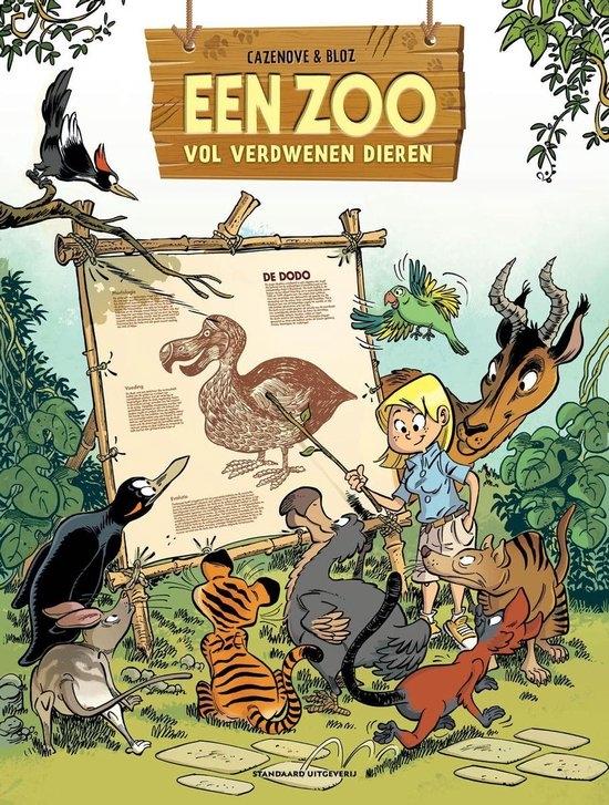 Christophe Cazenove,Een zoo vol verdwenen dieren 1