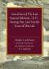 Roberts, S C., Anecdotes of the Late Samuel Johnson
