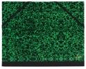 , Tekenmap Canson studio 47x62cm 2 elastieken groen